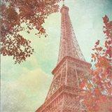 April in Paris I Art Print
