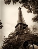 Last Day in Paris I Art Print
