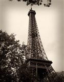 Last Day in Paris II Art Print