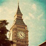 London Sights I Art Print