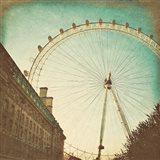 London Sights II Art Print