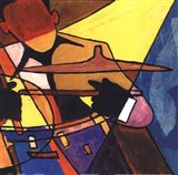 Nola Band III Art Print