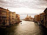 Venetian Canals I Art Print