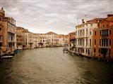 Venetian Canals II Art Print