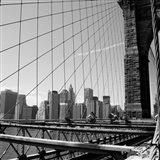NYC Scene II Art Print