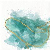 Watercolor Sealife II Art Print