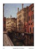 Venetian View II Art Print