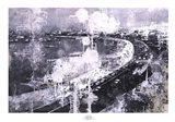 Symphony of the City III Art Print