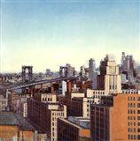 Skyline I Art Print