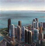 Skyline II Art Print