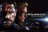 MGS: Ground Zeroes - Big Boss Art Print