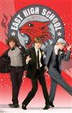 High School Musical3 - The Fellas Art Print