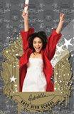 High School Musical3 - Gabriella Art Print