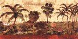 Palm Garden Art Print
