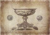 Ornamental III Art Print