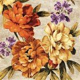 Brilliant Bloom I Art Print