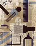 French Spa II Art Print