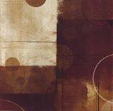 Geometric Spice III Art Print