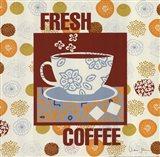 Coffee Time I Art Print