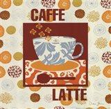 Coffee Time II Art Print