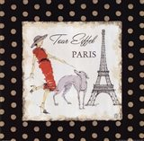 Ladies in Paris II Art Print