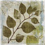 Woodland Thoughts III Art Print