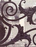 Architectural Paris II Art Print